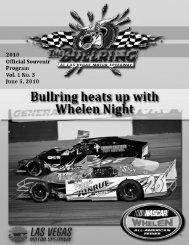 Program Template_June 5 - Las Vegas Motor Speedway