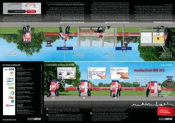 NRW-Tarif: Anschlussticket 2012 - VRS