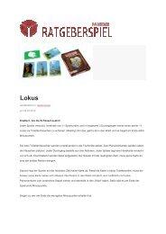 Ratgeberspiel - Nürnberger-Spielkarten-Verlag GmbH