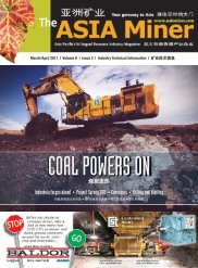 Indonesia forges ahead • Project Survey 2011 ... - The ASIA Miner