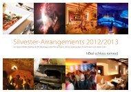 Silvester-Arrangements 2012/2013 - vobitz.de