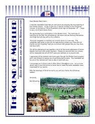 Fall/Winter 2001 Newsletter