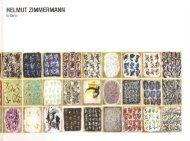 Helmut Zimmermann I - bei Galerie Ritthaler