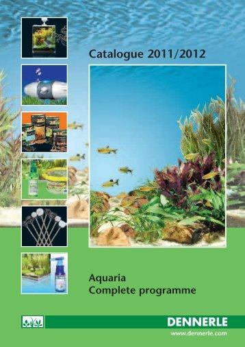 Catalogue 2011/2012 - Dennerle