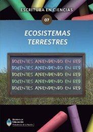 Ecosistemas Terrestres - Cedoc - Instituto Nacional de Formación ...