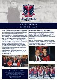 July 2013 - Melbourne Football Club