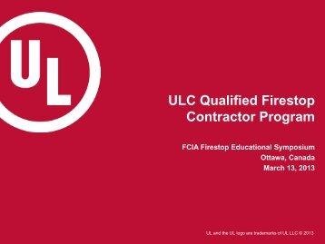 I - Install - Betsy Titus, UL, LLC - FCIA - Firestop Contractors ...