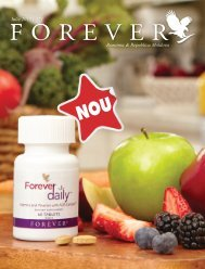Iulie 2013 - Forever Living Products
