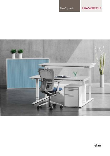 NewCity Desk Katalog DE EN FR - benny weber office