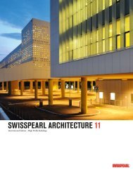 SwiSSpearl architecture 11