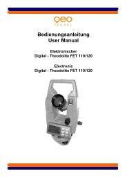 FL100 HA - geo-FENNEL GmbH
