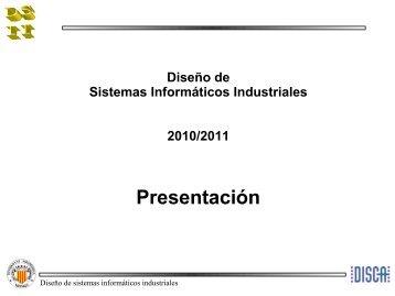 Presentación - PoliformaT - UPV