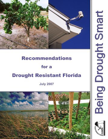Recommendations Drought Resistant Florida - Florida Department ...
