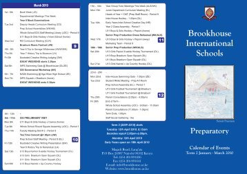 Download Term 2 2012 - 2013 Preparatory Calendar - Brookhouse ...