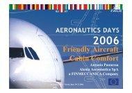 Friendly Aircraft Cabin Environment (FACE) - Aeronautics Days 2006