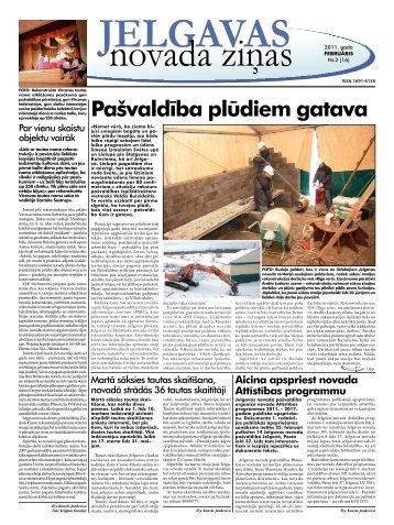 2011. gada februāris Nr.2 - Jelgavas rajona padome