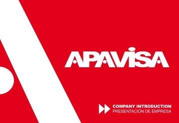company introduction presentación de empresa - Apavisa