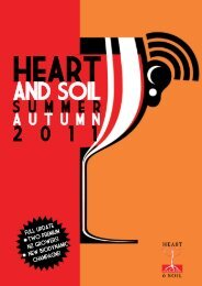 s u m m e r autumn - Heart and Soil Home