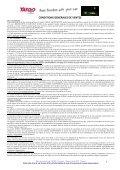 Accédez au formulaire du bon de commande - Yatoo - Page 3