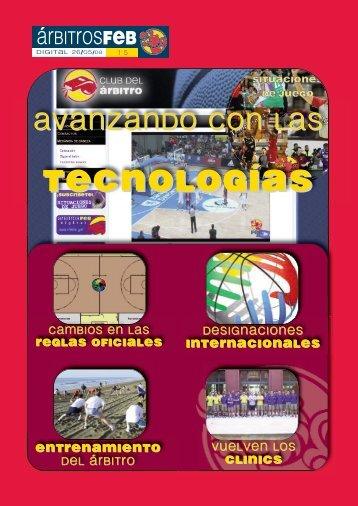 Árbitros FEB 15 - Club del Árbitro