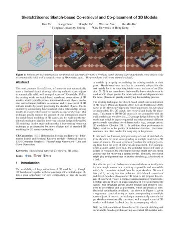 PDF 6.1M - Graphics & Geometric Computing Group