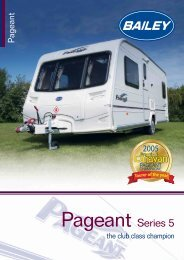 pageant series 5 - Penrose Touring