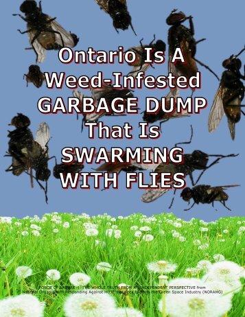 2012 07 03 — GARBAGE DUMP — Ontario - Pesticide Truths