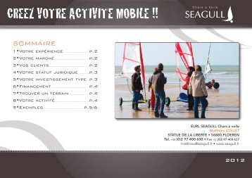 TELECHARGER LE DOSSIER COMPLET (format pdf) - Seagull