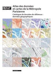 Atlas des données et cartes de la métropole parisienne ... - Apur