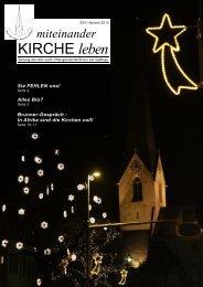 KIRCHE leben - Pfarrebrunn.at