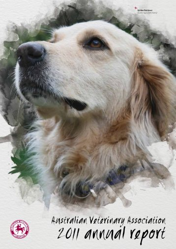 2011 annual report - Australian Veterinary Association
