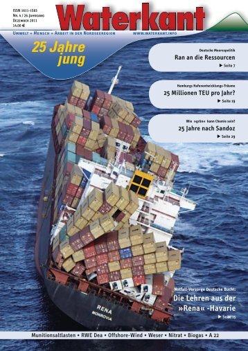 25 Jahre jung - VSR-Gewässerschutz