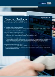 De April 2010 - Danske Analyse - Danske Bank