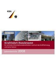 Kraftfahrt-Bundesamt - Die Welt des Volkswagen Bulli