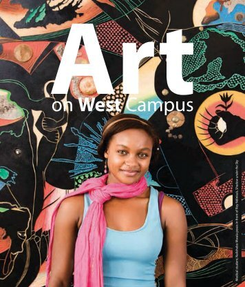Page 1 Page 2 Heritage The West Campus, home to 6 000 ...