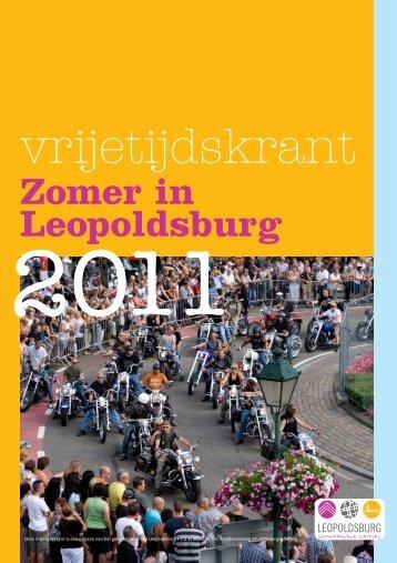 zaterdag 4 juni 2011 - Leopoldsburg