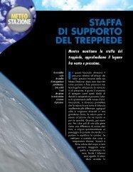 STAFFA DI SUPPORTO DEL TREPPIEDE