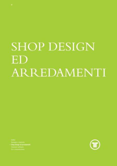 SHOP DESIGN ED ARREDAMENTI - Thaler Systems