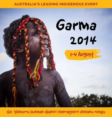 Garma 2014 Program WEB-2 16-7