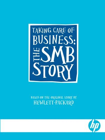 HP SMB Success Story eBook