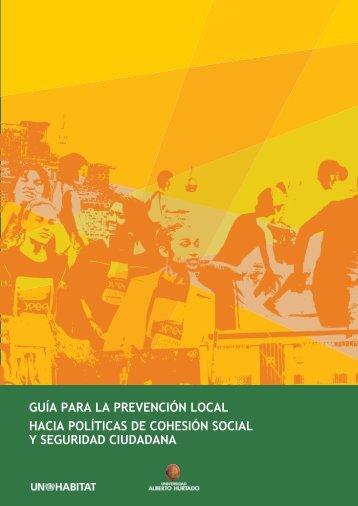 guía para la prevención local hacia políticas de ... - ONU-Hábitat