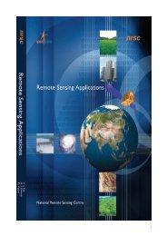 Water Resources Management - Bhuvan - National Remote Sensing ...