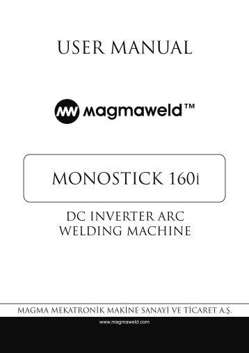 Monostick 160i User Manual.cdr - imosdg.ro
