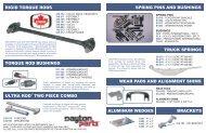 Steering - CBS Parts Ltd.