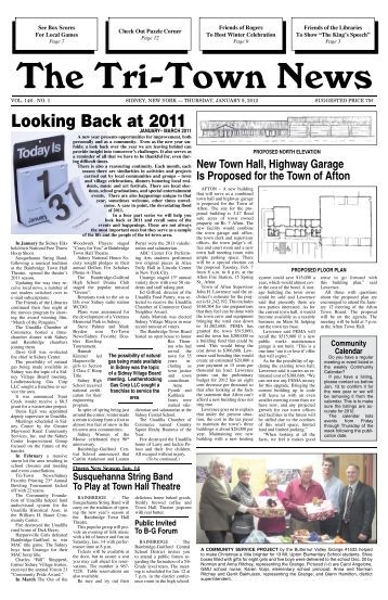 Jan. 5, 2012.indd - The Tri-town news