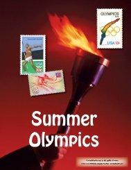Olympics - American Philatelic Society