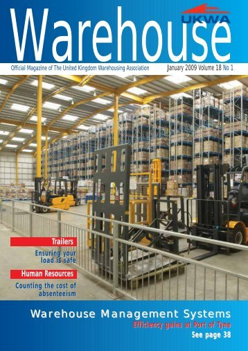 Warehouse Management Systems - United Kingdom Warehousing ...