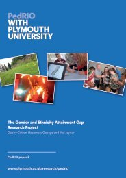 The Gender and Ethnicity Attainment Gap Research Project