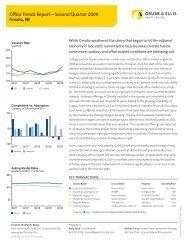 OFFICE Market TrendsTemplate CORP.indd - Grubb & Ellis