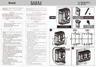 Susol MCCB TS800 Manual - West Shore Controls
